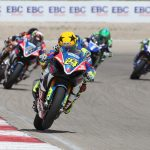 MotoAmerica Superbikes at Utah Motorsports Campus (Brian J. Nelson Photo)