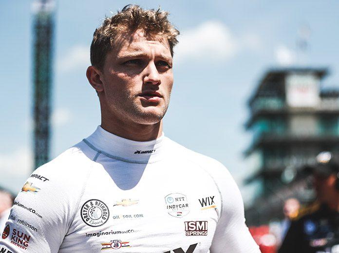 Sage Karam will join Carlin for the Honda Indy Toronto. (IndyCar Photo)