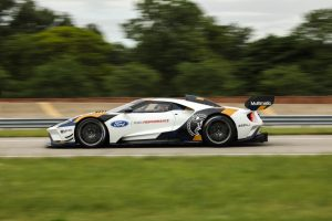 Ford and Multimatic will produce just 45 of the Ford GT Mk II cars.