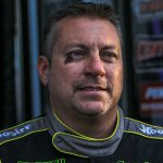 Chris Madden will join Scott Bloomquist Racing to compete in select events this year. (Adam Fenwick Photo)