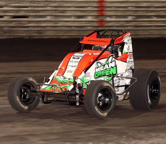 Hoffman Auto Racing has parted ways with long-time partner Mean Green Cleaner and Degreaser. (Richard Bales photo)