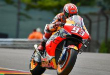 It's Another Sachsenring Win