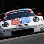 Porsche Counts To Five