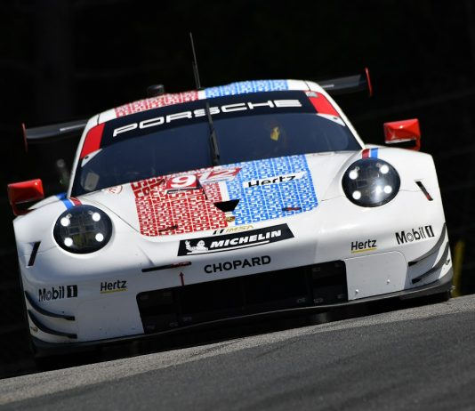 Porsche Counts To Five