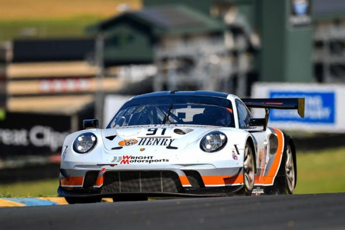 Wright Motorsports is set to compete in two IMSA WeatherTech SportsCar Championship events this year.