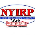 New York International Raceway Park Logo