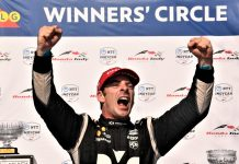 Pagenaud Rules The