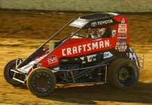 Tanner Carrick (Rich Forman photo)