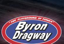 Byron Dragway Logo