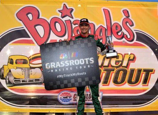 Summer Shootout winner Davis Rochester. (CMS photo)