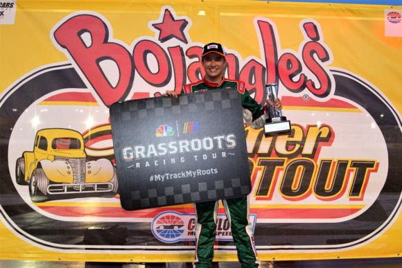 Summer Shootout winner Davis Rochester. (CMS photo)