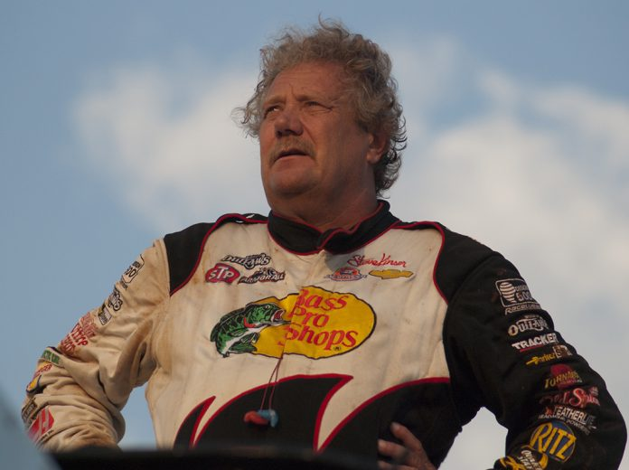 HEADLINES: Senor Kinser