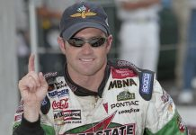 Bobby Labonte is the latest entrant in the Brickyard Invitational VROC Charity Pro-Am at Indianapolis Motor Speedway.