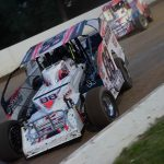 The Super DIRTcar Series will return to Weedsport Speedway July 28 for the Hall of Fame 100. (AB Photos)