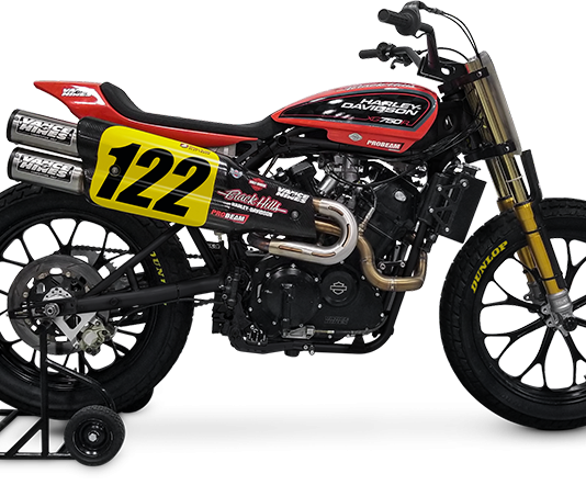 Dalton Gauthier will ride a Black Hills Harley-Davidson Vance & Hines Harley-Davidson XG750R in the AFT Production Twins class for the rest of the season.