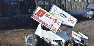 Bud Kaeding won Saturday's Howard Kaeding Classic. (Joe Shivak photo)
