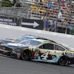 Harvick Ends Winless Drought