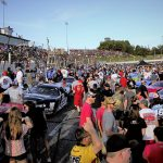 Six motorsports legends will be on hand to sign autographs for fans during the Throwback 276. (CARS Tour Photo)