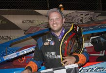 Erick Rudolph (DIRTcar photo)