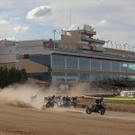 American Flat Track will return to Remington Park in Oklahoma in 2020. (Scott Hunter/AFT Photo)
