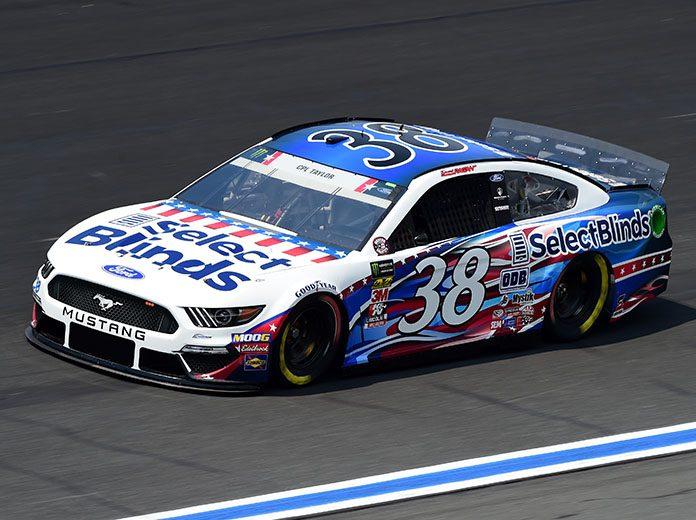 David Ragan (pictured) and teammate Matt Tifft will swap crews for the remainder of the season. (NASCAR Photo)