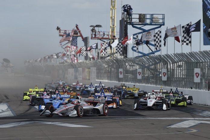 St. Petersburg IndyCar