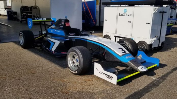 Turn 3 Motorsports will make their Indy Pro 2000 debut this weekend at the Mid-Ohio Sports Car Course.