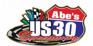 US 30 Speedway Logo