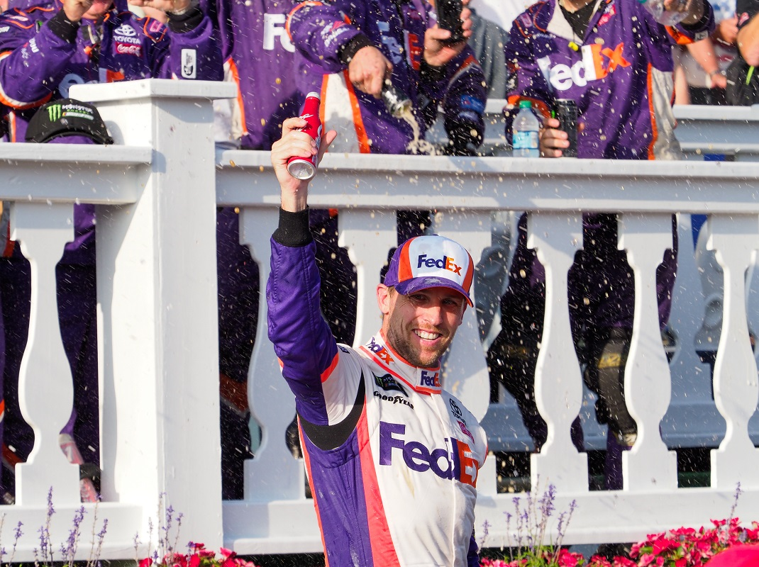 Hamlin Is Good To