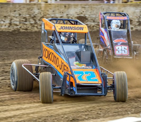 PHOTOS: Belle-Clair Hosts POWRi Midgets