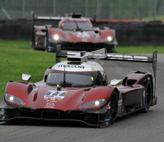 Mazda Team Joest Seeking