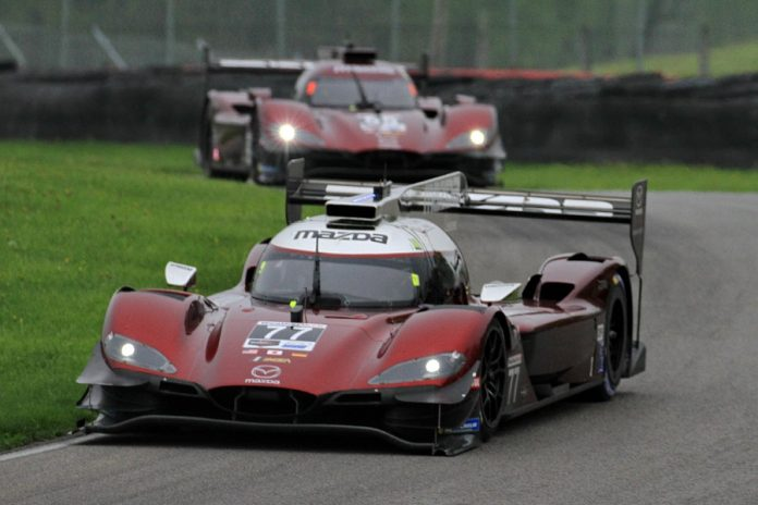 Mazda Team Joest Seeking