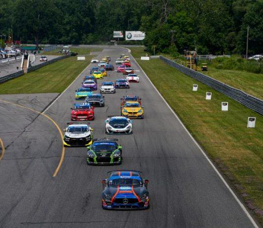 The IMSA Michelin Pilot Challenge will return to the same 10 tracks in 2020. (IMSA Photo)