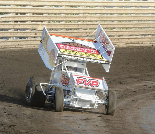 Weekly Racing At Knoxville