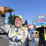 Relief For John Force