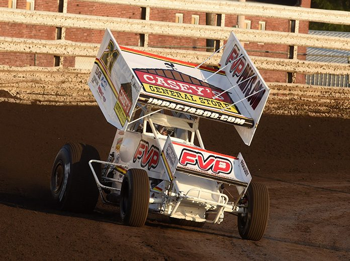 Brian Brown (Paul Arch Photo)