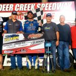 Arneson Cashes In At IMCA Harris Clash