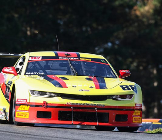 Rafa Matos headlined the list of pole winners in Trans-Am Series competition Friday at the Mid-Ohio Sports Car Course.