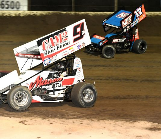 PHOTOS: World of Outlaws Ironman