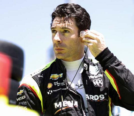 Simon Pagenaud will be sponsored by Penske Truck Leasing at Pocono Raceway. (IndyCar Photo)