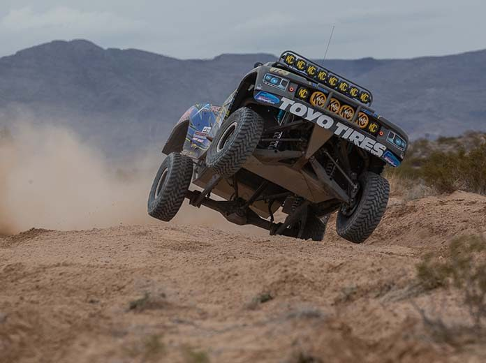 Baja TT Spec Trucks will join the Mint 400 field. beginning in 2020.