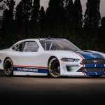 Ford has revealed the 2020 NASCAR Xfinity Series Mustang.