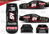 PODS Moving & Storage will sponsor Rick Ware Racing and J.J. Yeley this weekend at Bristol Motor Speedway.