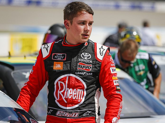Christopher Bell has remained quiet about his plans for 2020. (HHP/Barry Cantrell Photo)
