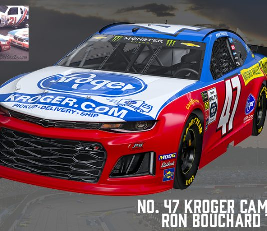 Ryan Preece will pay tribute to Ron Bouchard during the Southern 500 at Darlington Raceway.