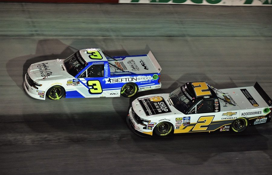 PHOTOS: Truck Series UNOH