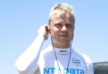 Felix Rosenqvist (IndyCar Photo)