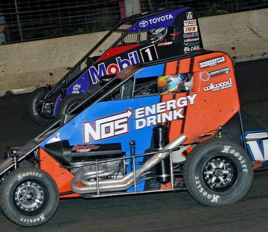PHOTOS: POWRi Midgets Head