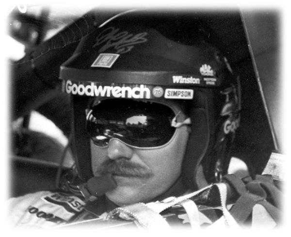 Dale Earnhardt in 2000.