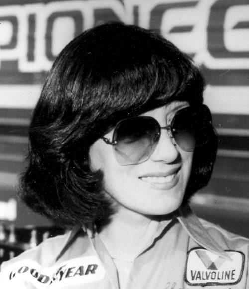 Shirley Muldowney in 1984.
